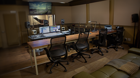 Disher Music & Sound Studio A